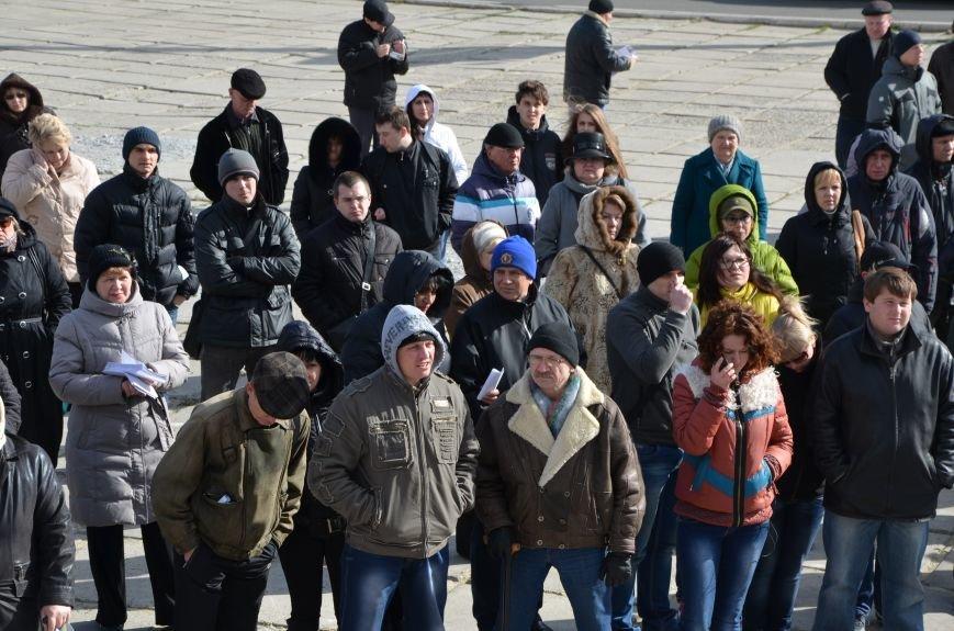 Мариупольцы митинговали за создание территориальных громад (ФОТО), фото-17