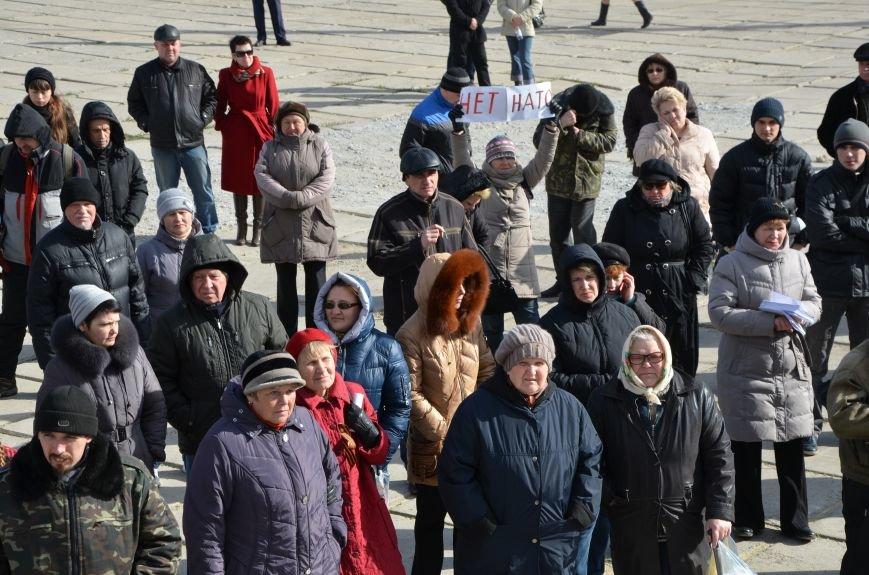 Мариупольцы митинговали за создание территориальных громад (ФОТО), фото-16