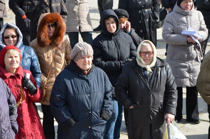 Мариупольцы митинговали за создание территориальных громад (ФОТО), фото-18