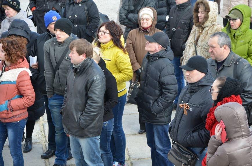 Мариупольцы митинговали за создание территориальных громад (ФОТО), фото-19
