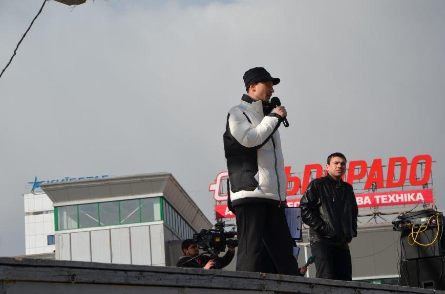Мариупольцы митинговали за создание территориальных громад (ФОТО), фото-11