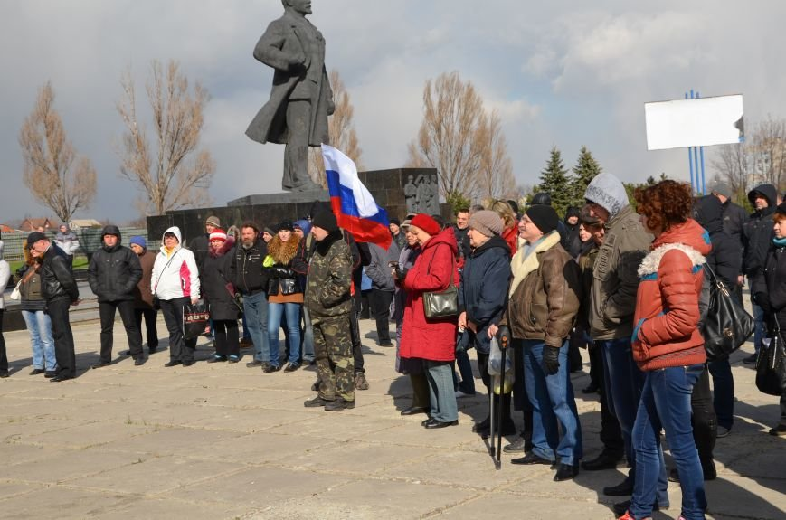 Мариупольцы митинговали за создание территориальных громад (ФОТО), фото-10