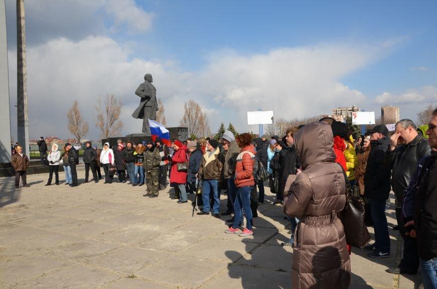 Мариупольцы митинговали за создание территориальных громад (ФОТО), фото-9