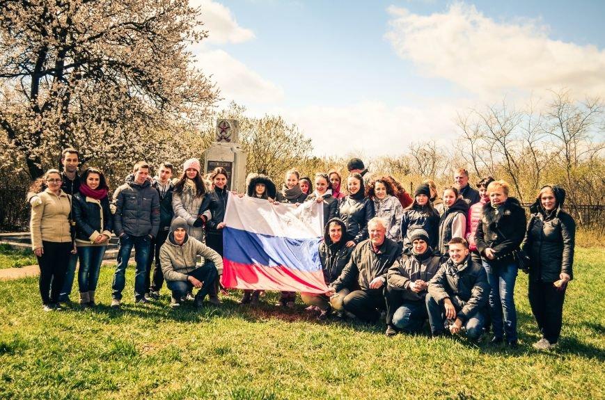 Симферополь в выходной день убирали студенты (ФОТО), фото-9
