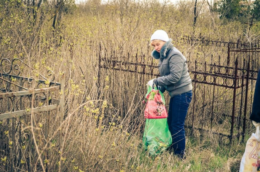 Симферополь в выходной день убирали студенты (ФОТО), фото-2