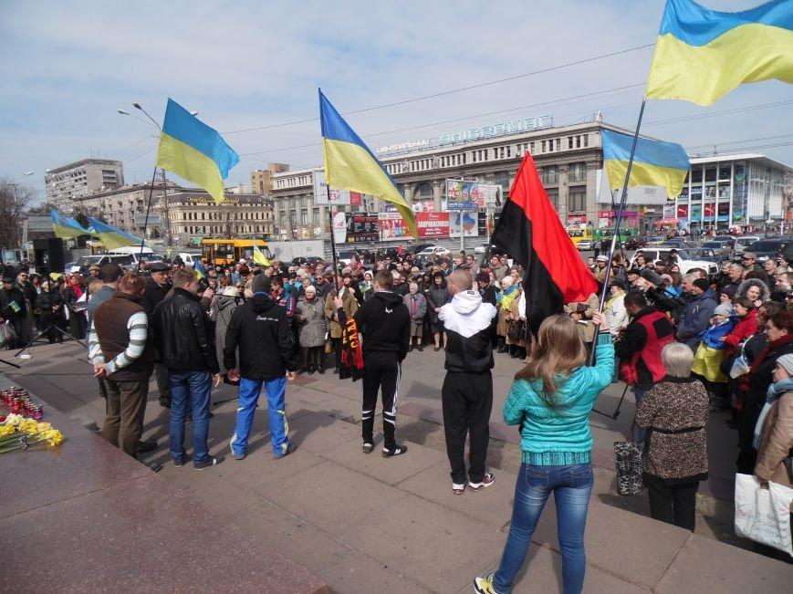 В Днепропетровске митинговали за референдум и почтили память погибших на Майдане (ФОТОРЕПОРТАЖ), фото-28