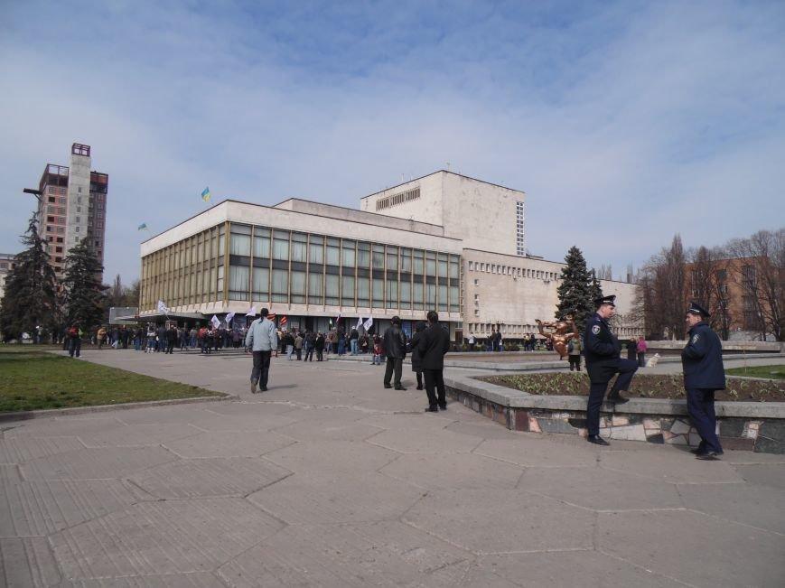 В Днепропетровске митинговали за референдум и почтили память погибших на Майдане (ФОТОРЕПОРТАЖ), фото-18