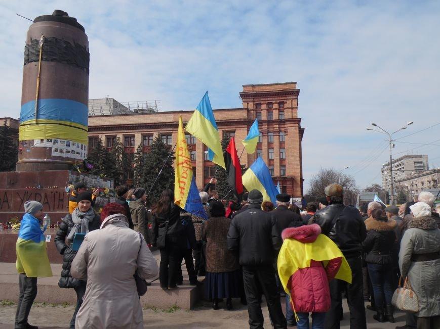 В Днепропетровске митинговали за референдум и почтили память погибших на Майдане (ФОТОРЕПОРТАЖ), фото-20
