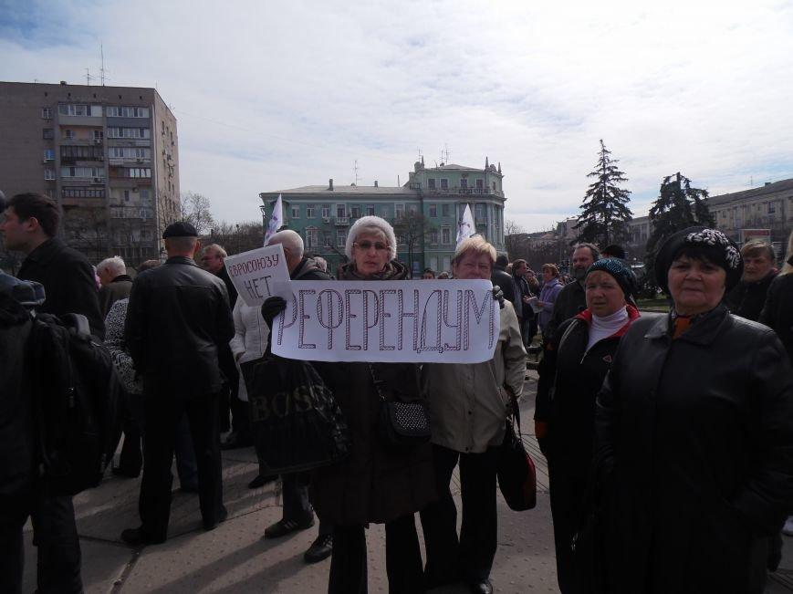 В Днепропетровске митинговали за референдум и почтили память погибших на Майдане (ФОТОРЕПОРТАЖ), фото-14