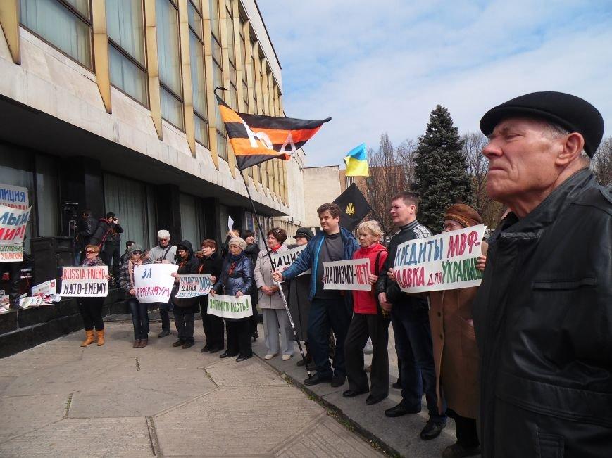 В Днепропетровске митинговали за референдум и почтили память погибших на Майдане (ФОТОРЕПОРТАЖ), фото-16