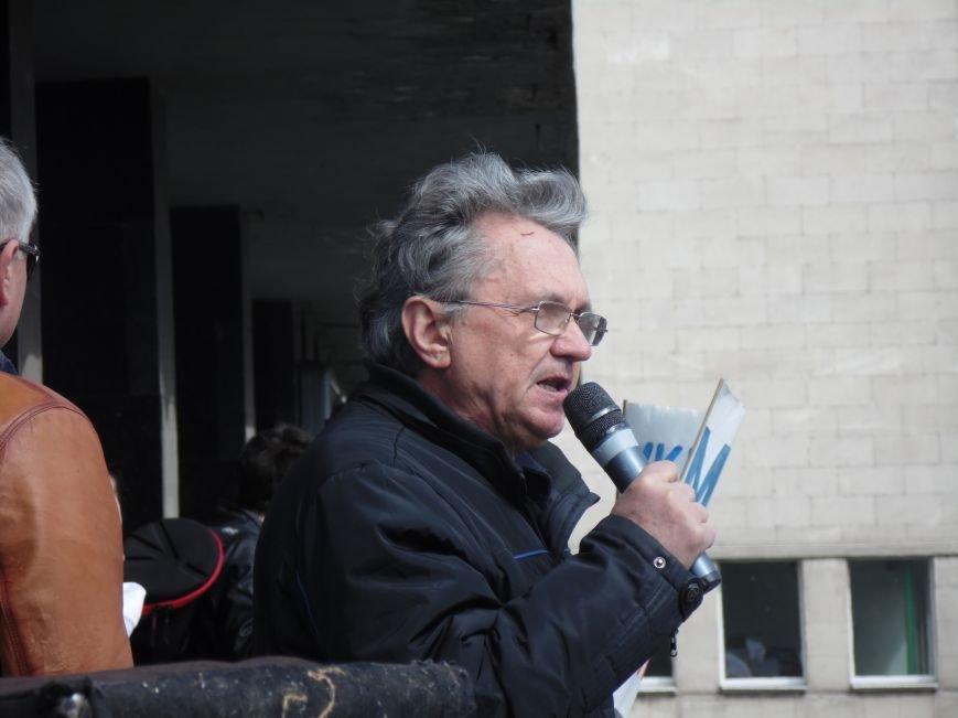 В Днепропетровске митинговали за референдум и почтили память погибших на Майдане (ФОТОРЕПОРТАЖ), фото-8