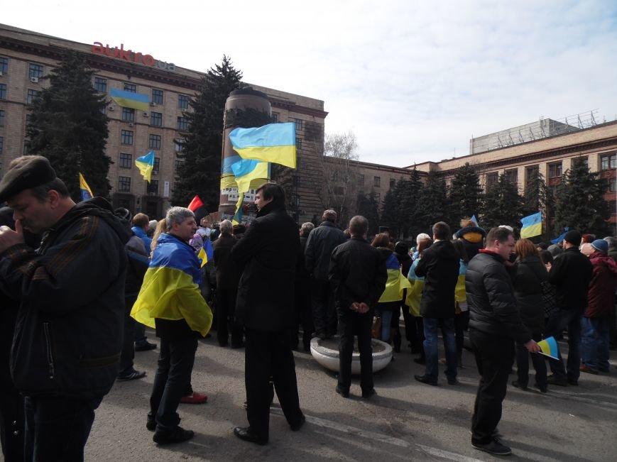 В Днепропетровске митинговали за референдум и почтили память погибших на Майдане (ФОТОРЕПОРТАЖ), фото-19