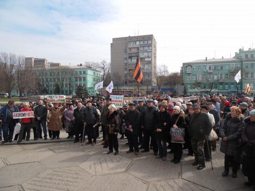 В Днепропетровске митинговали за референдум и почтили память погибших на Майдане (ФОТОРЕПОРТАЖ), фото-11
