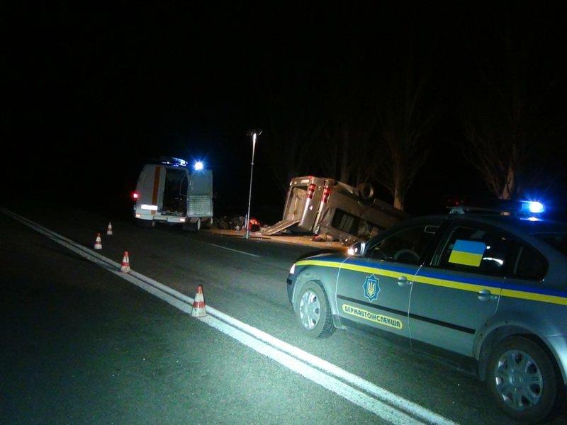 Страшное ДТП в Донецкой области - погибли 5 пассажиров микроавтобуса (ФОТО) (фото) - фото 3