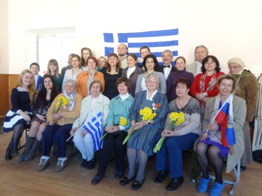 В Ялте греки отметили День независимости Греции, фото-5