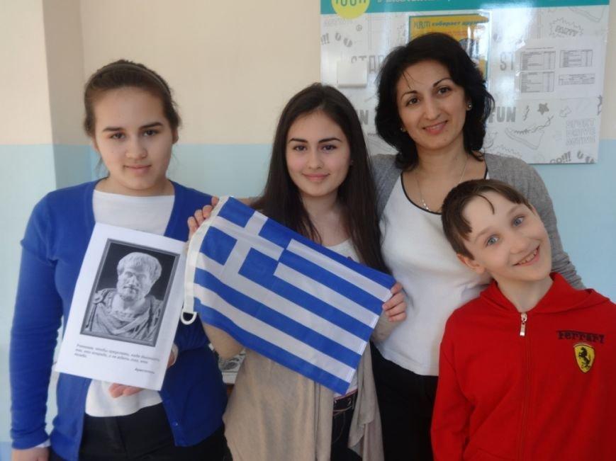 В Ялте греки отметили День независимости Греции, фото-3