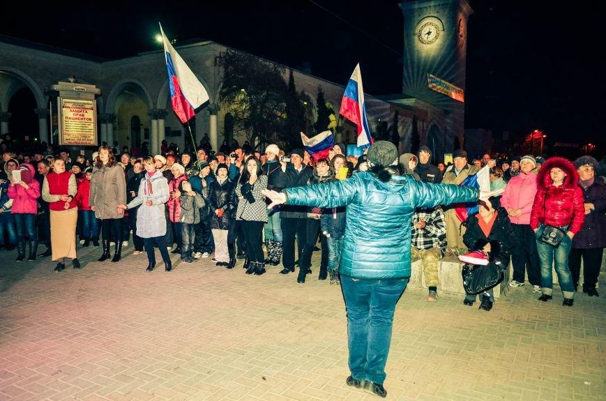 В Симферополе отпраздновали переход на московское время (ФОТО, ВИДЕО), фото-4