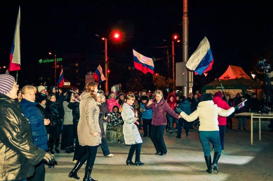 В Симферополе отпраздновали переход на московское время (ФОТО, ВИДЕО), фото-7