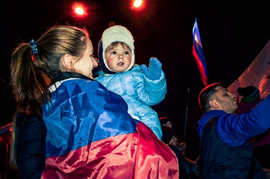 В Симферополе отпраздновали переход на московское время (ФОТО, ВИДЕО), фото-13