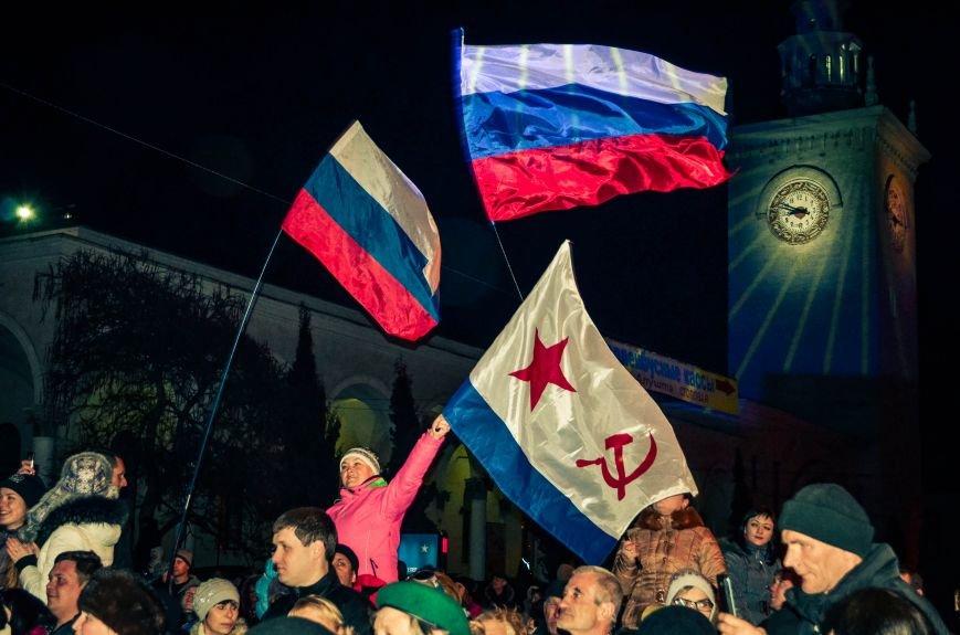 В Симферополе отпраздновали переход на московское время (ФОТО, ВИДЕО), фото-11