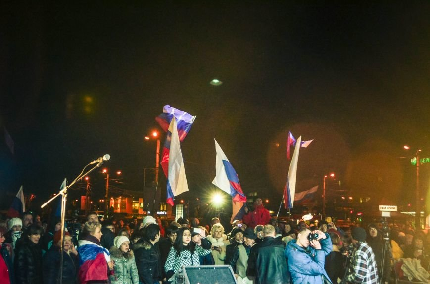 В Симферополе отпраздновали переход на московское время (ФОТО, ВИДЕО), фото-3