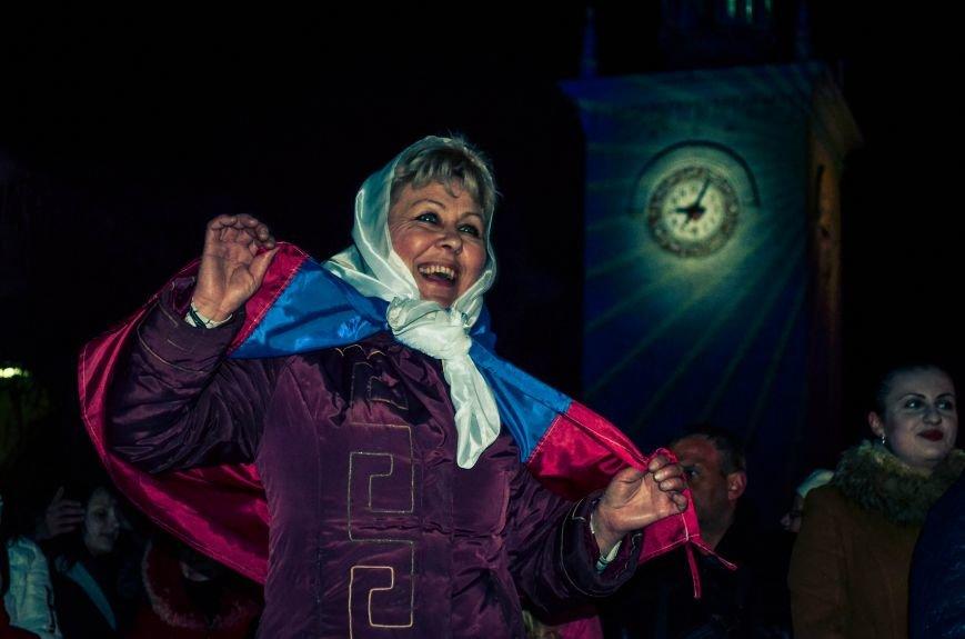 В Симферополе отпраздновали переход на московское время (ФОТО, ВИДЕО), фото-12