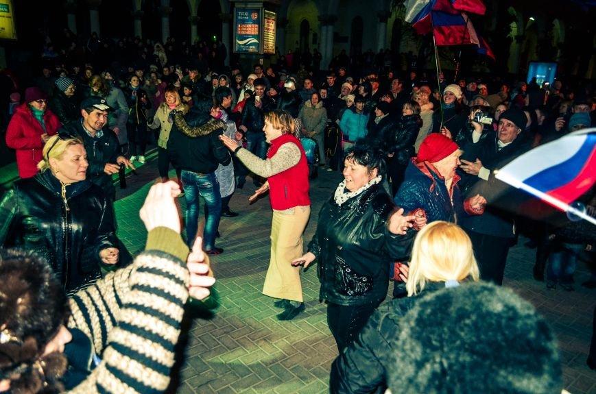В Симферополе отпраздновали переход на московское время (ФОТО, ВИДЕО), фото-5