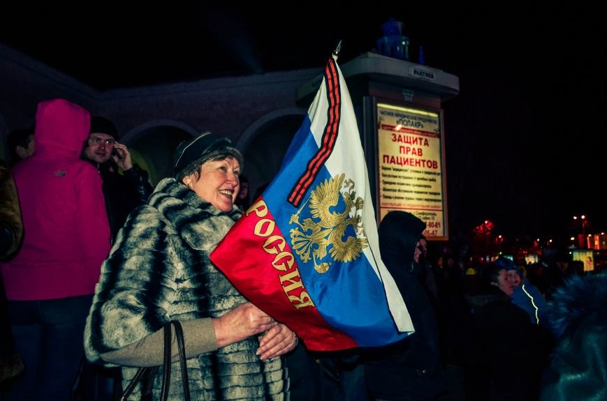 В Симферополе отпраздновали переход на московское время (ФОТО, ВИДЕО), фото-10