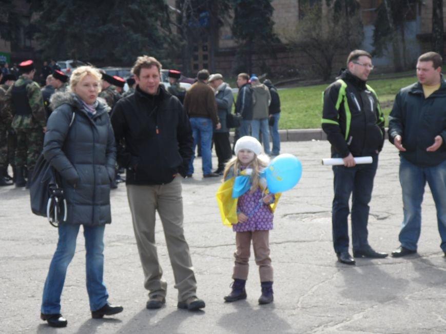 Днепропетровцы продолжает проявлять свою патриотичность (ФОТО), фото-8