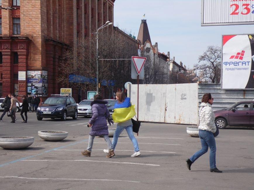 Днепропетровцы продолжает проявлять свою патриотичность (ФОТО), фото-4