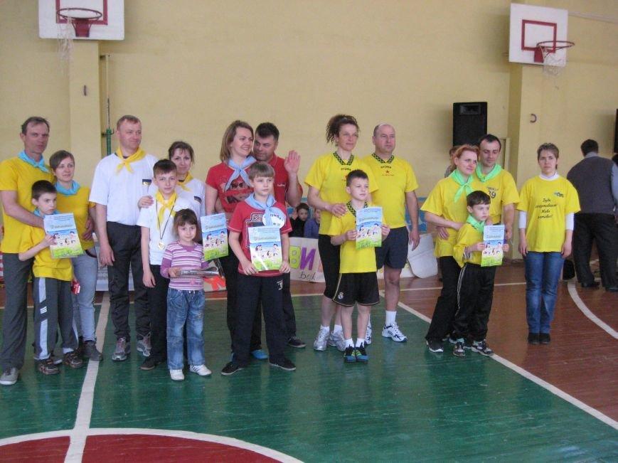 Победители и участники Днепровский  3