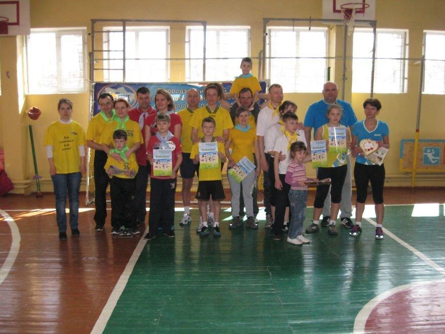 Победители и участники Днепровский 2