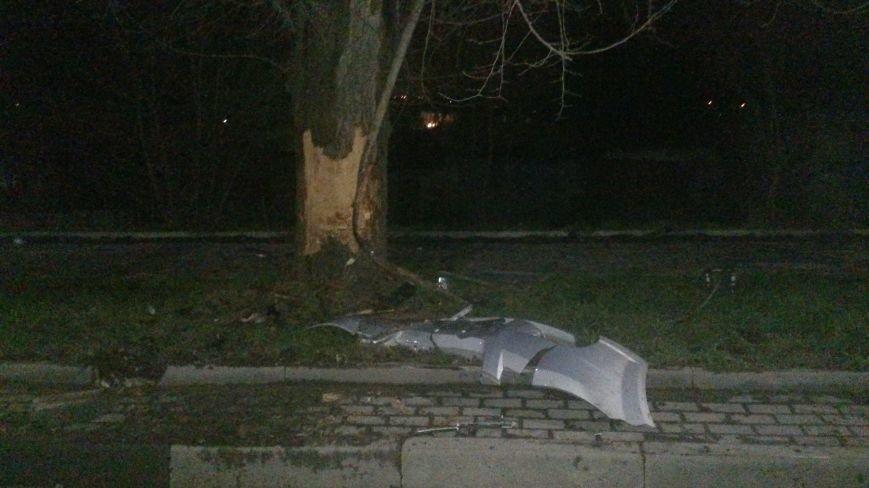 В Донецке на выходных в ДТП травмированы 5 человек (ФОТО), фото-1