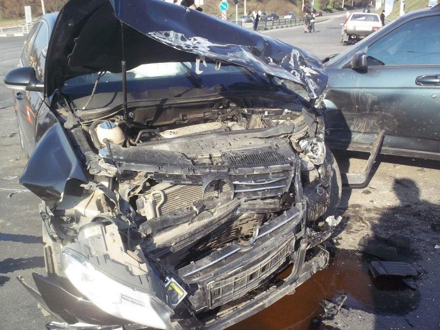 Автомобильная «мясорубка» в центре Харькова: серьезно пострадали 4 человека (ФОТО), фото-6