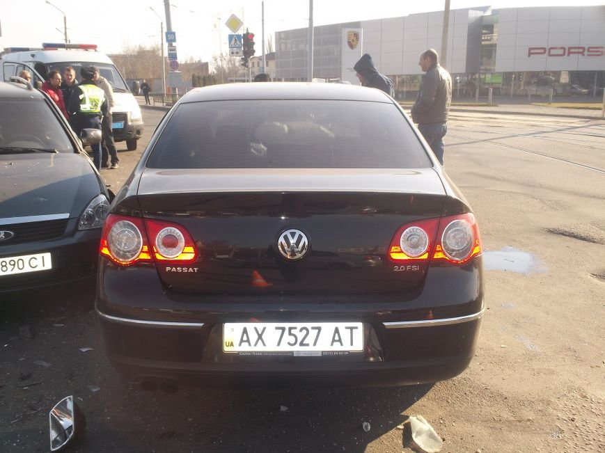 Автомобильная «мясорубка» в центре Харькова: серьезно пострадали 4 человека (ФОТО), фото-7