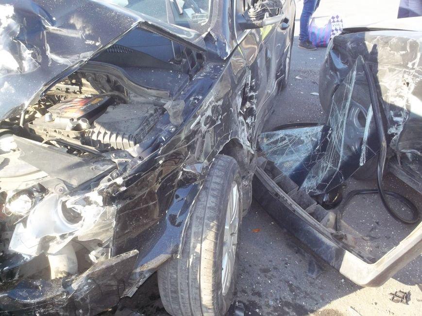 Автомобильная «мясорубка» в центре Харькова: серьезно пострадали 4 человека (ФОТО), фото-4