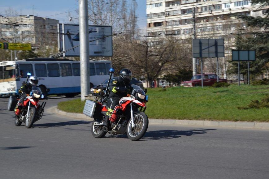 Крымские спасатели будут ездить на мотоциклах (ФОТО), фото-3