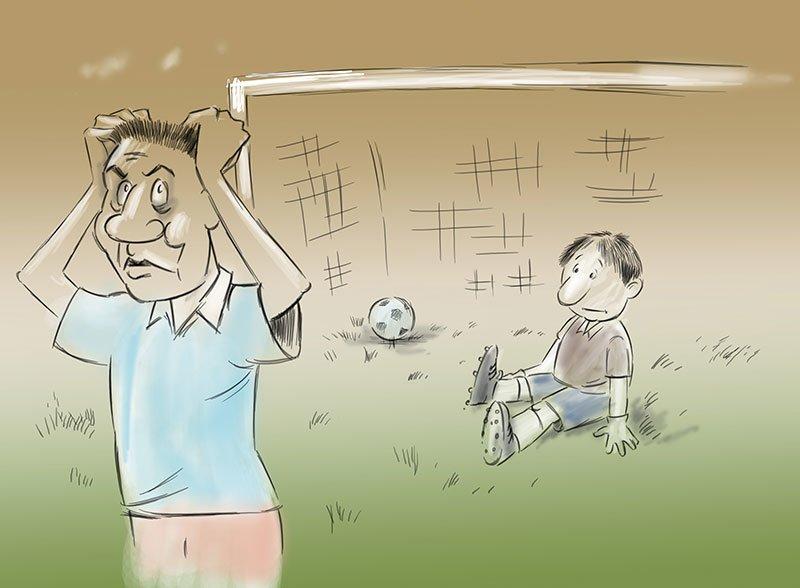 И смех и грех: Первоапрельские истории про белгородский спорт, фото-2