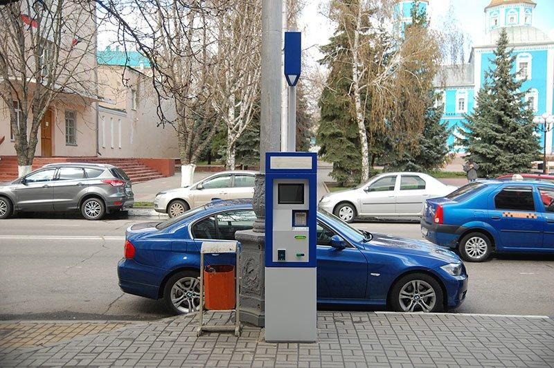 В Белгороде установили первый паркомат, фото-2
