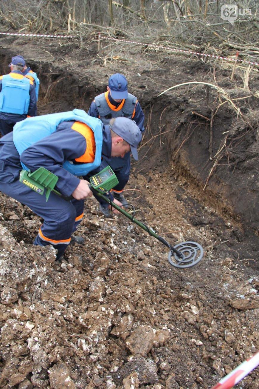 В Донецкой области обнаружили больше сотни минометных мин (ФОТО) (фото) - фото 1