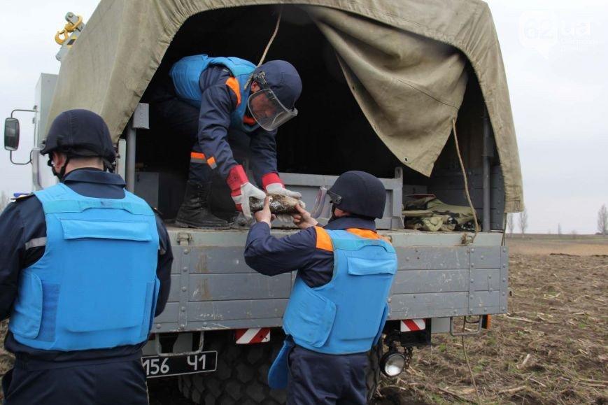 В Донецкой области обнаружили больше сотни минометных мин (ФОТО) (фото) - фото 2