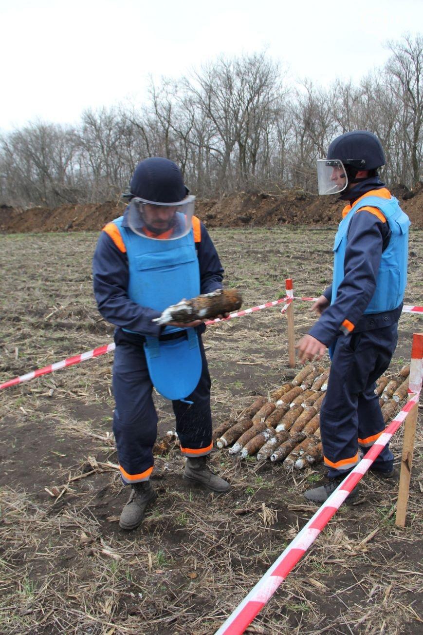 В Донецкой области обнаружили больше сотни минометных мин (ФОТО) (фото) - фото 4