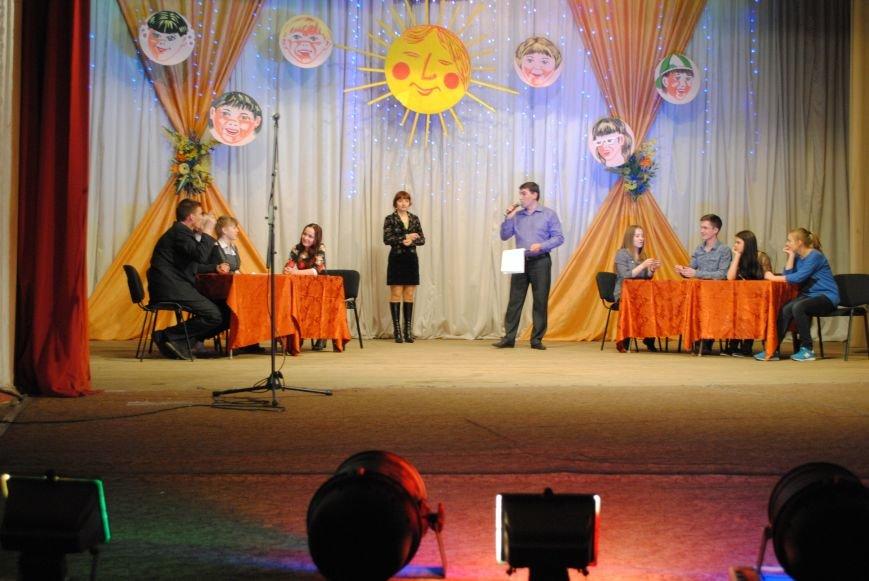 День смеха в ДК Строитель, фото-1