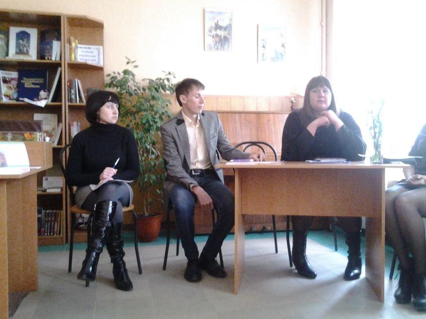 Студентам Днепродзержинска проводили «правовой ликбез», фото-1