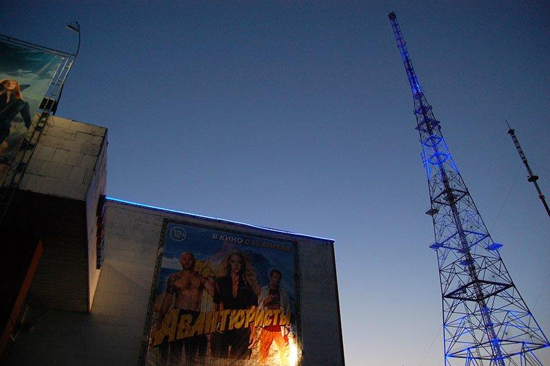 Белгород впервые присоединился к акции «Зажги синим», фото-7