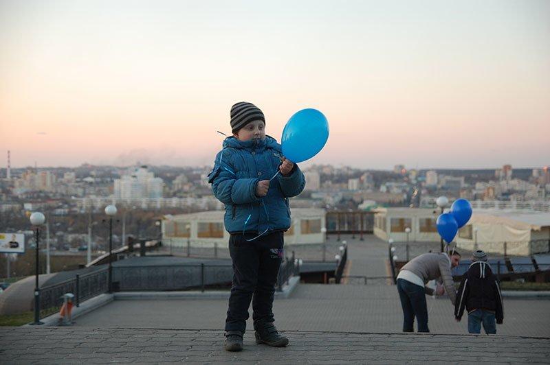 Белгород впервые присоединился к акции «Зажги синим» (фото) - фото 4