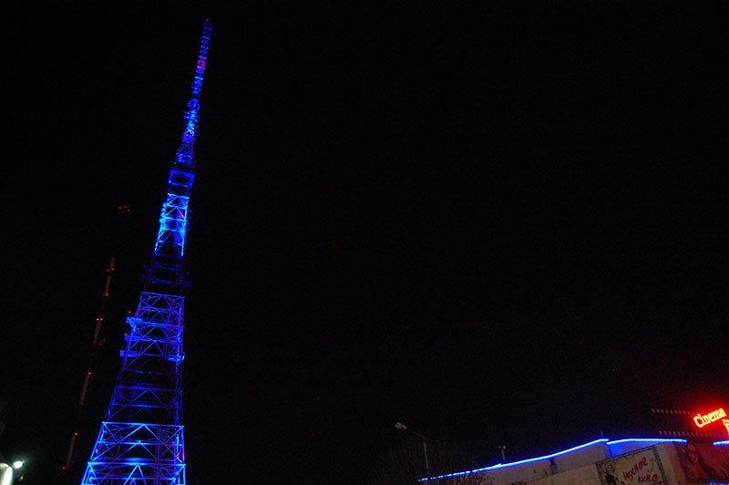 Белгород впервые присоединился к акции «Зажги синим» (фото) - фото 8
