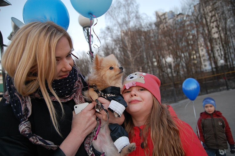 Белгород впервые присоединился к акции «Зажги синим» (фото) - фото 5