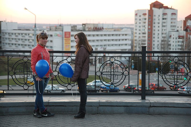 Белгород впервые присоединился к акции «Зажги синим» (фото) - фото 3