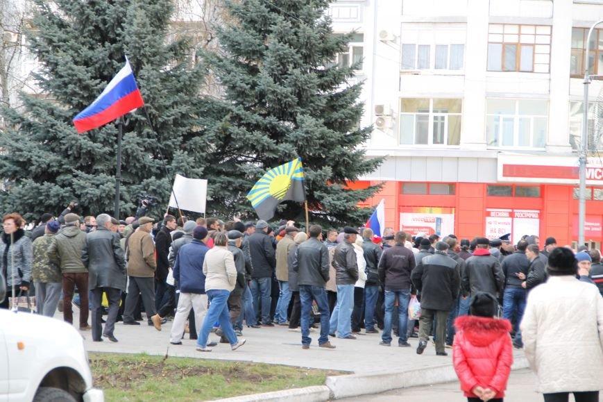 В Артемовске губернатор Тарута заявил, что на провокаторов не обращает внимания (ВИДЕО + ФОТО), фото-2